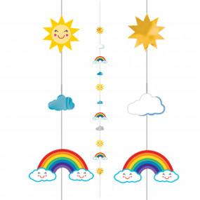 Fita Para Balão Rainbow