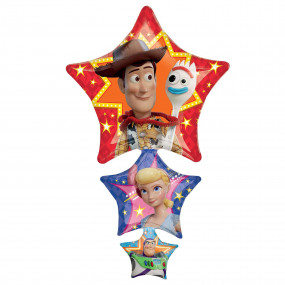 Balão Supershape Toy Story 4 - 106cm