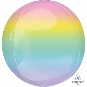 Balão Orbz Ombre Pastel