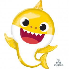 Balão Baby Shark 66cm