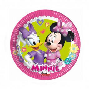 Pratos Minnie