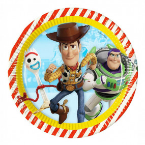 Pratos TOY STORY 4