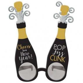 Óculos Garrafas Champanhe