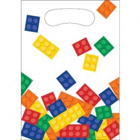 8 Sacos Lego