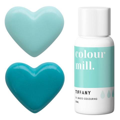 Corante COLOUR MILL Azul Tiffany– 20ml