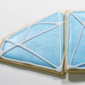 Preparado Glacê Azul