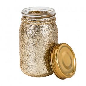 Frasco Glitter