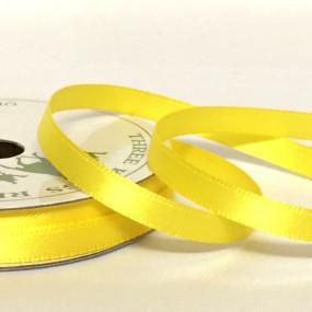Fita 6mm - cetim amarelo