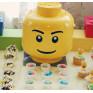 Cabeça Lego Menina Grande