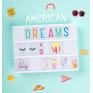 Símbolos American Dreams Para Lightbox