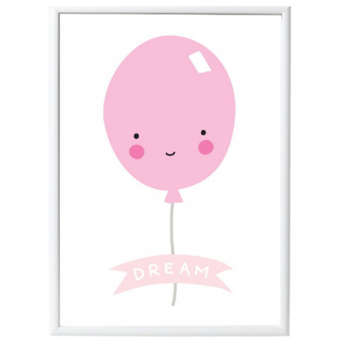 Poster Dream 29,7 x 42cm (A3)
