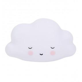 Mini Luz Nuvem Branca