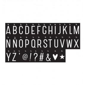 Símbolos Monochrome para Lightbox