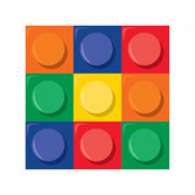 Guardanapos Lego P