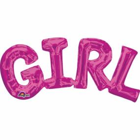 Balão Girl 55cm