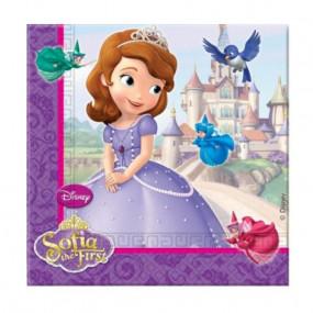 Guardanapos Princesa Sofia