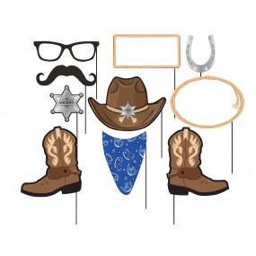 Adereços para Fotografias Cowboys