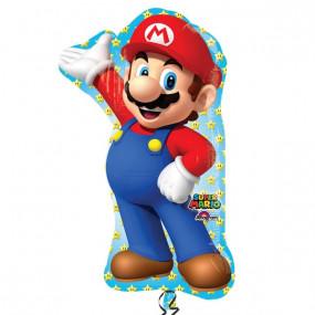 Balão Super Mario Bros 55cm