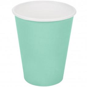 Copos Verde Agua