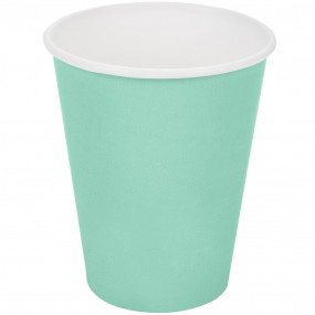 Copos Verde Agua - conj.24