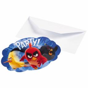 Convites Angry Birds