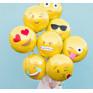 Balão Emoji Beijinho 46cm