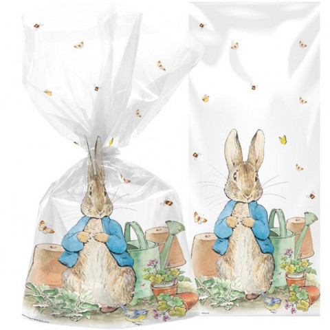 Sacos Celofane Peter Rabbit