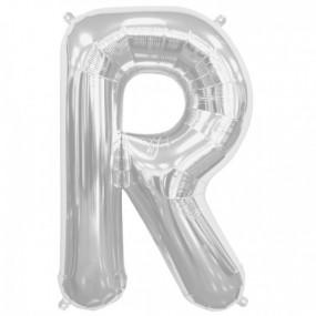 Balão R Prata 40cm