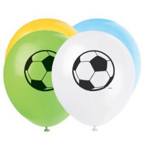8 Balões Futebol