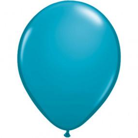 10 Balões Latex Turquesa