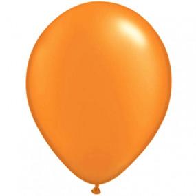 10 Balões Latex Laranja