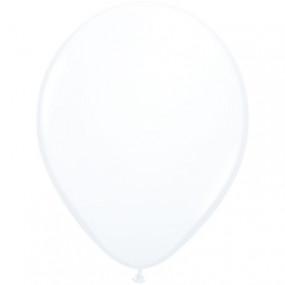 10 Balões Latex Transparente