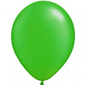 10 Balões Latex Verde
