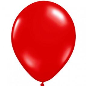 10 Balões Latex Vermelho