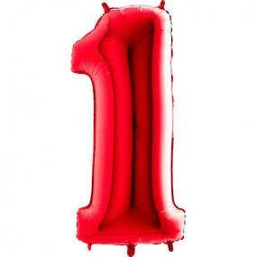 Balão Grande 1 Vermelho