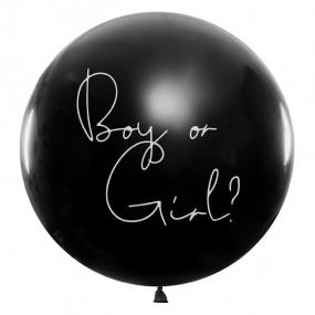 Balão Revelação Bebé MENINA