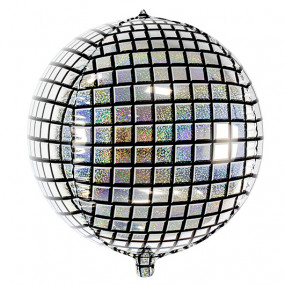 Balão Orbz Disco