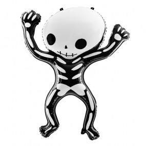 Balão Esqueleto 84x100CM