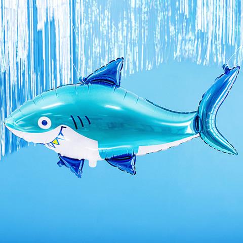 Balão Tubarão 92cm
