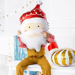 Balão Pai Natal 60cm