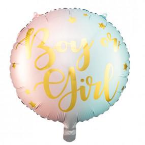 Balão Boy or Girl 35cm