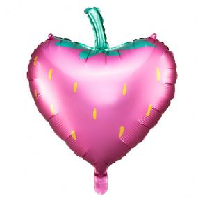 Balão Morango 45cm
