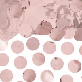Confetis Rosegold