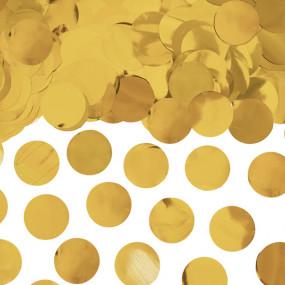 Confetis Dourados