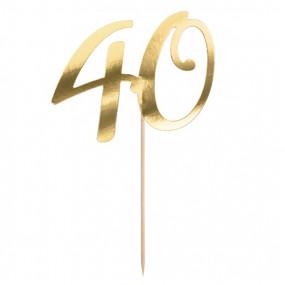 Topo Bolo 40