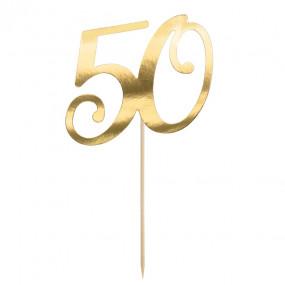 Topo Bolo 50