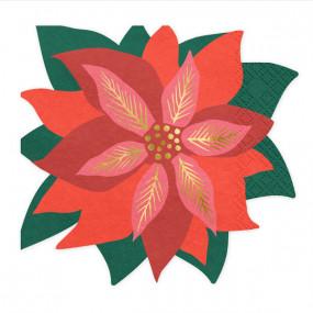Guardanapos Flor Natal