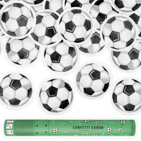 Canhão Confetis Futebol 40cm