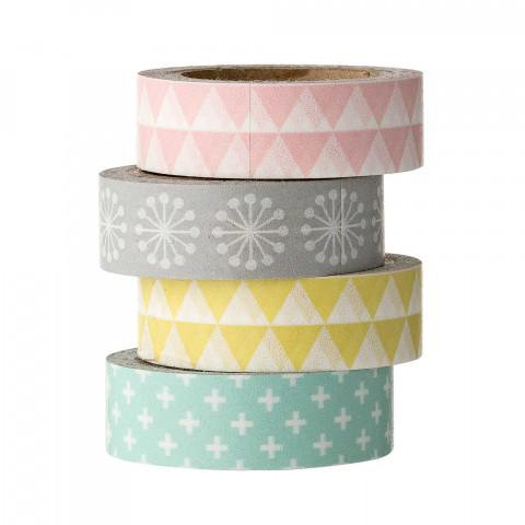 Washi Tape Pastel conj. 4