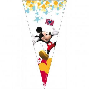 10 sacos cone Mickey
